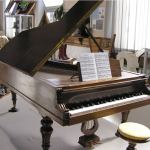 Fabrication d'un piano